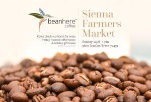 Sienna Farmer's Market - December